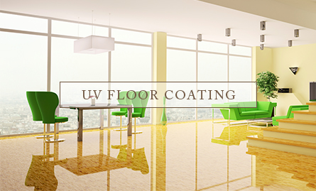 UV FLOOR COATING